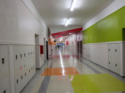 Remodeled Classrooms