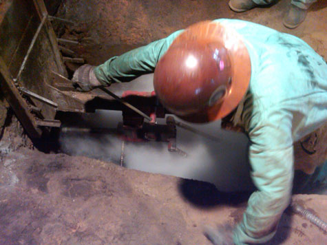 Industrial Core Drilling