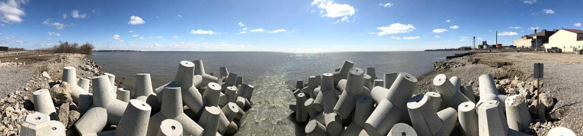 MAG Shoreline Restoration
