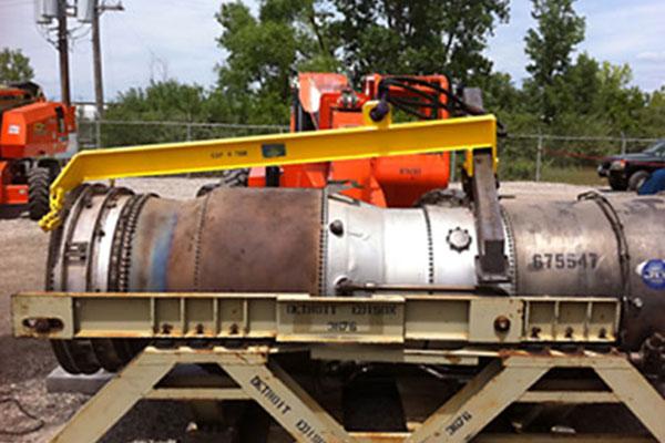 industrial equipment repairs
